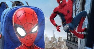 Comparatif meilleur cartable Spiderman